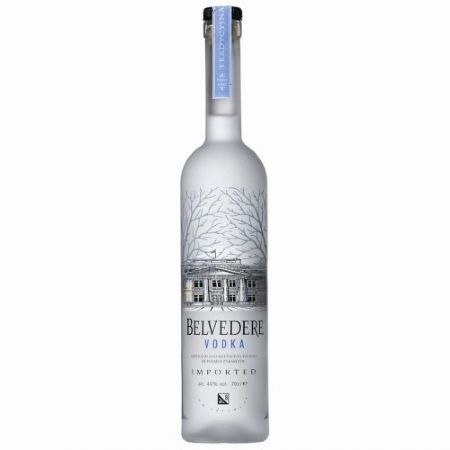 VODKA BELVEDERE PURE 700ML