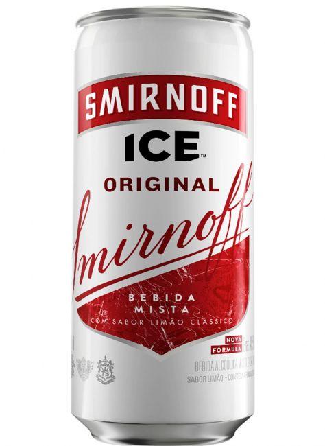 VODKA SMIRNOFF ICE LATA 275Ml