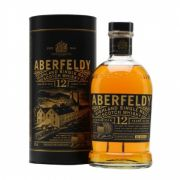 WHISKY ABERFELDY 12 ANOS 750 ML