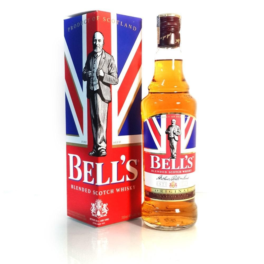 WHISKY BELLS IMPORT - 700 ML