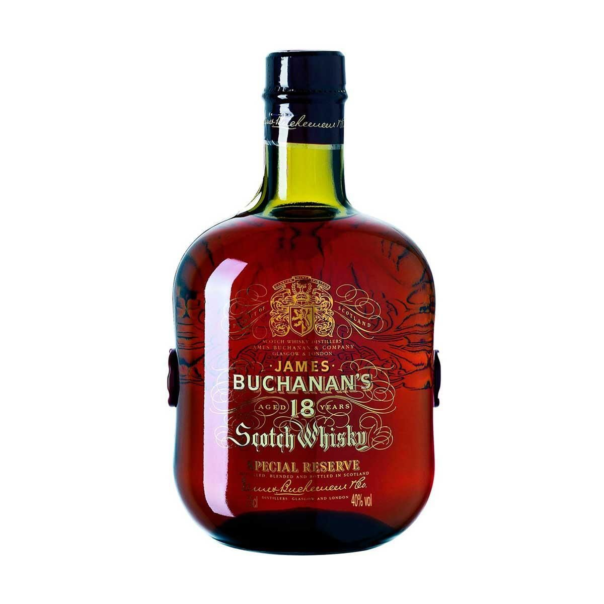WHISKY BUCHANANS 18 ANOS 750 ML