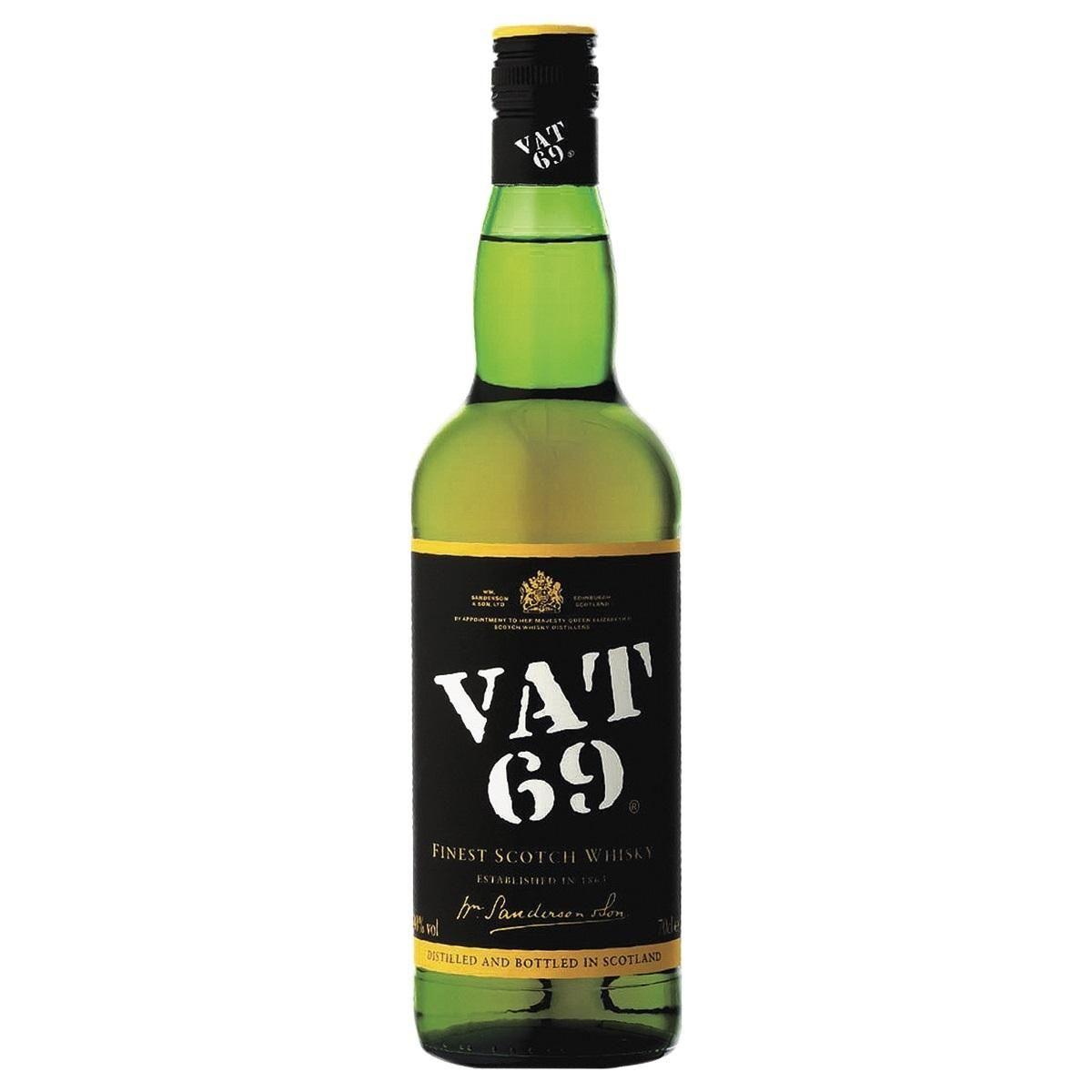 WHISKY VAT 69 1L