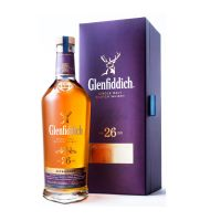 WHISKY GLENFIDDICH 26 ANOS SINGLE MALT 750 ML