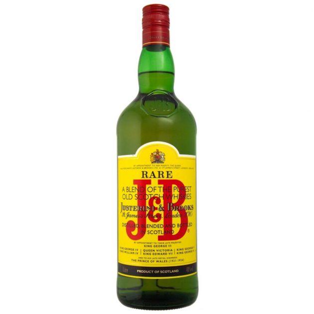 WHISKY J & B 8 ANOS 1L