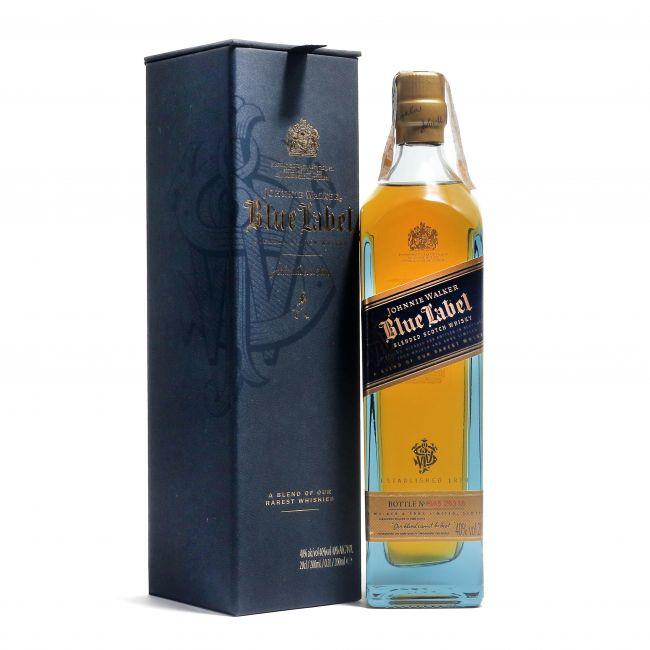 WHISKY JOHNNIE WALKER BLUE LABEL 200ML