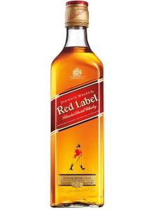WHISKY JOHNNIE WALKER RED LABEL 8 ANOS 500ML