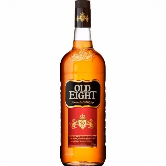 WHISKY OLD EIGHT 1 Litro