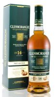WHISKY SINGLE GLENMORANGIE QUINTA RUBAN 14 ANOS 750ML