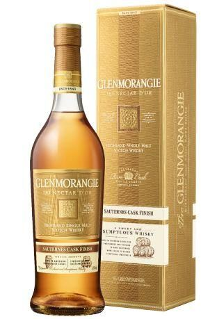 WHISKY SINGLE MALT GLENMORANGIE 12 ANOS NECTAR 750 ML