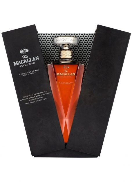 WHISKY SINGLE MALT MACALLAN REFLEXION