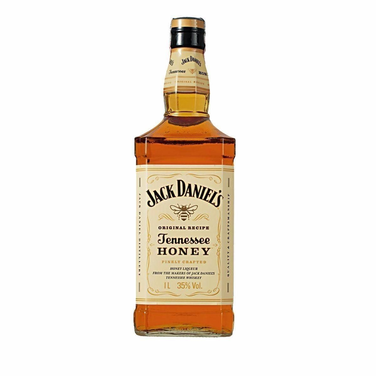 WHISKY TENNESSE JACK DANIELS HONEY - 1 L