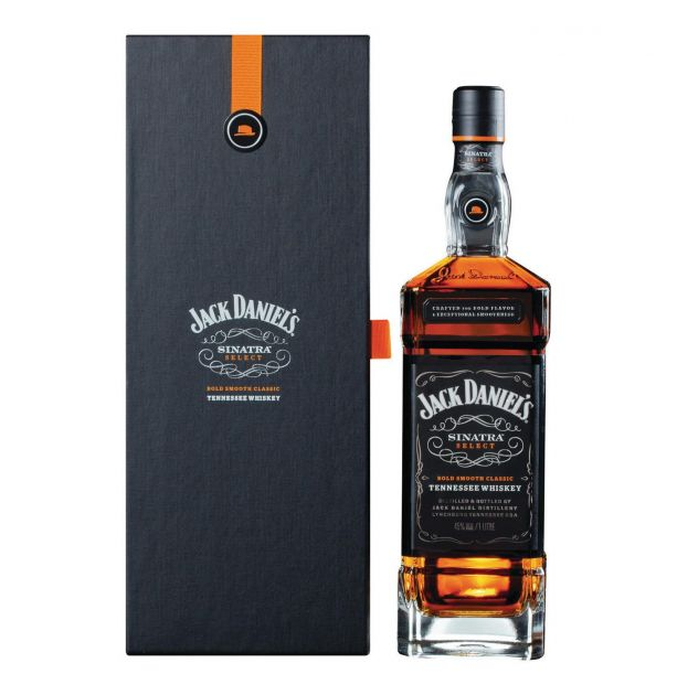 WHISKY TENNESSEE JACK DANIELS SINATRA SELECT - 1 L