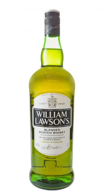 WHISKY WILLIAN LAWSONS 8ANOS 1L